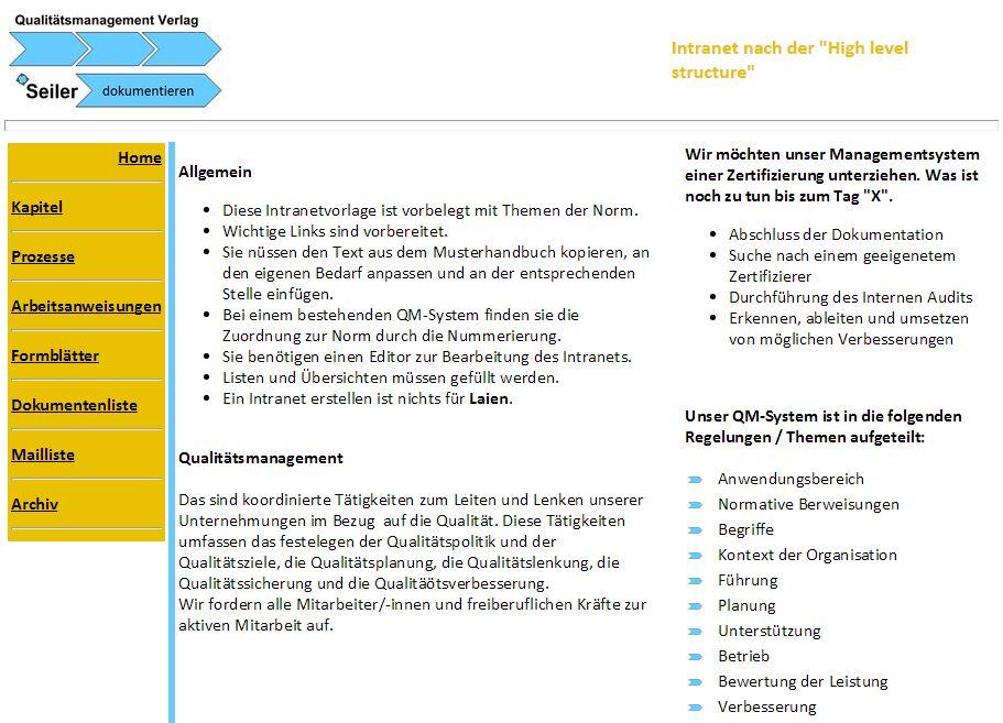 Nett Qms Vorlagen Fotos - Beispiel Wiederaufnahme Vorlagen Sammlung ...
